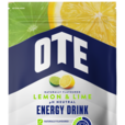 OTE ENERGY DRINK LEMON & LIME  BULK 1.2 kg