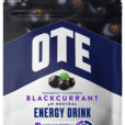 OTE ENERGY DRINK BLACKCURRANT BULK 1.2 kg